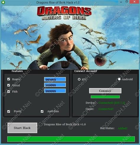 hacked apks dragons rise of berk hack cheats hacks and apks