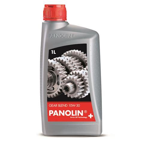 Motorrad Gear by Motorrad Getriebe 246 L Panolin Gear Blend 10w 30 Oilshop
