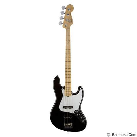 Murah Bass Jazz Bass Z2 4 String Black jual fender bass elektrik american standard jazz 019 3702