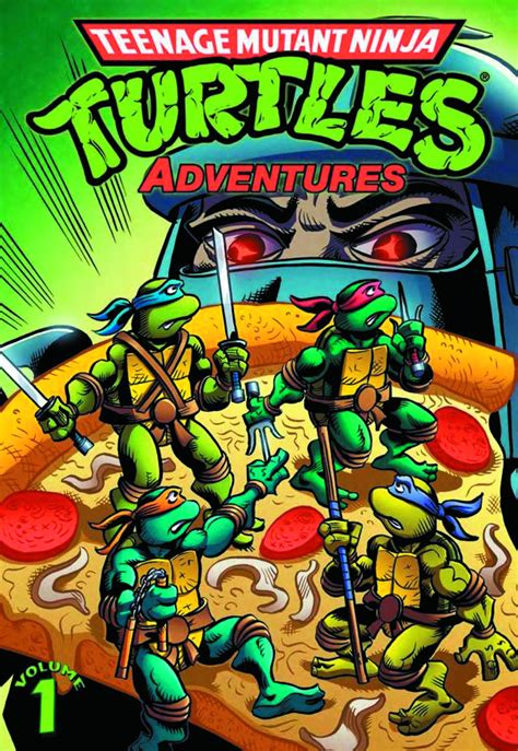 pulling seams the adventure volume 1 books may120416 tmnt adventures tp vol 01 previews world