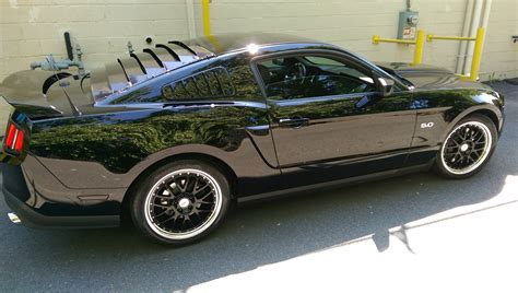 mustang source forums black or silver wheels the mustang source ford