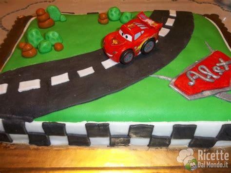 torta di cars torta di compleanno cars in pdz ricettedalmondo it