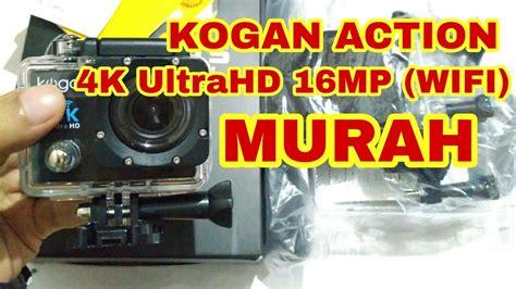 Kamera Kogan kamera kogan 4k ultrahd 16mp wifi murah banget frosvlog