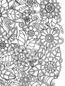 15 crazy busy coloring pages adults 4 16 nerdy mamma