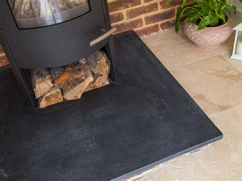 Fireplace Hearth Slab by Fireplace Hearth Slabs Charcoal Grey
