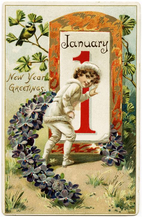 why is new year not on january 1 free vintage clip new year door design shop