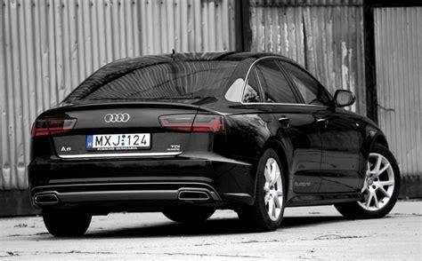 Audi A6 Teszt by Totalcar Tesztek Teszt Audi A6 3 0 V6 Tdi Quattro S