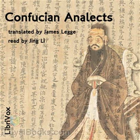 analects of confucius books confucian analects by confucius free at loyal books