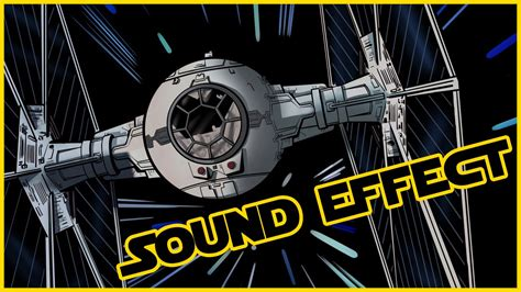 sound effect wars tie fighter flying