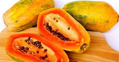 Pembersih Muka Pepaya berbagai macam khasiat buah pepaya untuk wajah bugis