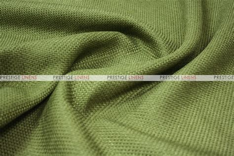 jute linen fabric by the yard avocado prestige linens