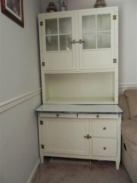 The Vintage Cupboard - vhtf antique hoosier baking cabinet cupboard w original
