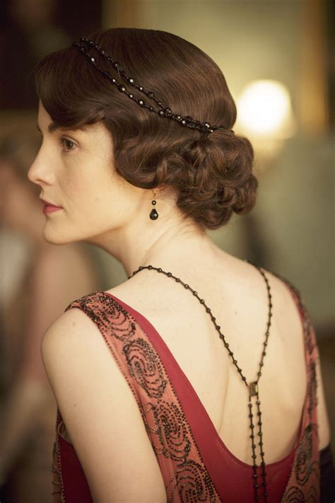 lady mary new hairstyle downton abbey yle tv1 yle fi