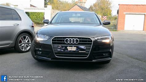 Audi A4 B8 Facelift Rückleuchten by Audi A4 B8 Facelift Enable Disable Drl With Mmi