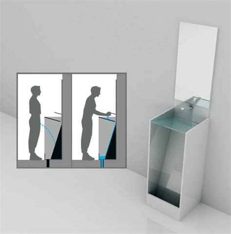 new home design products eco urinal a combination urinal sink