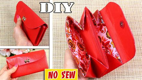youtube zipper tutorial diy woman wallet tutorial with zipper pocket inside from