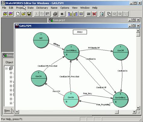 state diagram generator stateworks gt the software gt stateworks studio