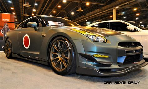 japanese nissan 2015 nissan gt r in imperial japanese army zero warpaint