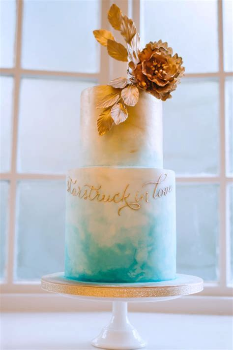 Why You Need A Watercolour Wedding Cake On Your Big Day   CHWV