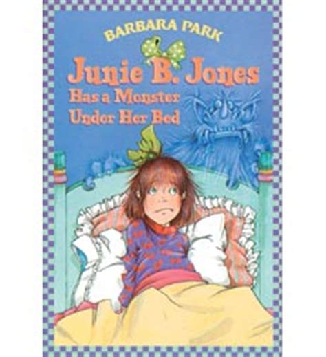 junie b jones has a monster under her bed product junie b jones has a monster under her bed