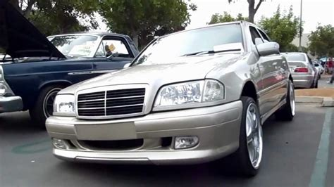 Mercedes 1998 C230 by 1998 Mercedes C230 With Hydraulic Suspension