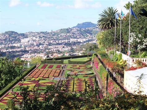 Madeira Botanical Gardens Funchal Pictures Photo Gallery Of Funchal High Quality Collection