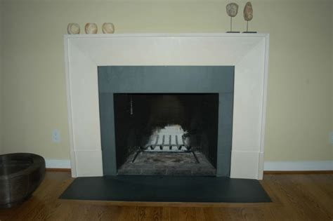 Slate Surround Fireplace by Slate Fireplace Surround Traditional Living Room