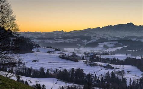 imagenes en 4k gratis naturaleza monta 241 a paisaje forestal niebla lago ultrahd