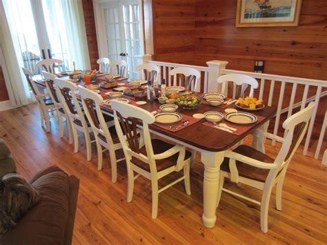 dining room table sets seats 10 home design ideas