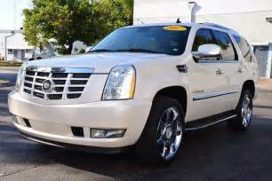 Suv Cadillac For Sale 2007 Cadillac Escalade Suv For Sale 2 848 Used Cars From