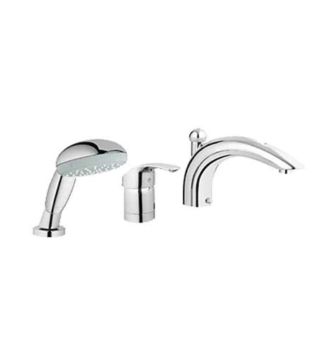 Main Faucet Coupon Grohe 32644001 Eurosmart Roman Tub Filler In Chrome