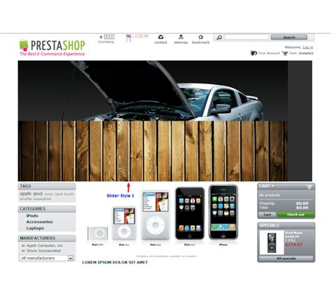 Multi Block prestashop multi block images slideshow module bazaar