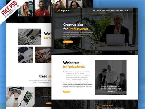 free persona templates by yaroslav zubko dribbble free psd personal portfolio and corporate website
