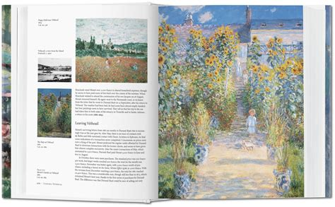 libro impressionist art bibliotheca universalis monet the triumph of impressionism gallery taschen books bibliotheca universalis