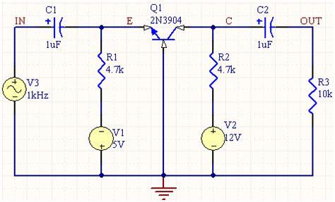 bjt transistor worked exles bipolar junction transistor bjt model documentation for altium products