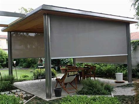 Pull Out Awnings For Decks Solar Shades Otter Creek Awnings