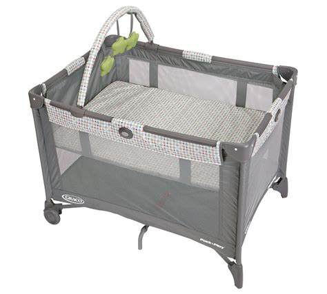 Can You Use Pack N Play As Crib graco pack n play playard with bassinet