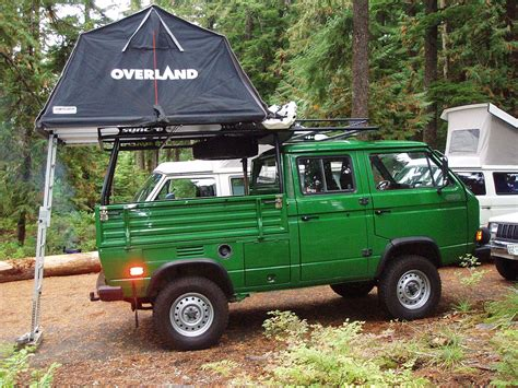 volkswagen vanagon lifted westfalia lifted roof rack cars cafe racers cers