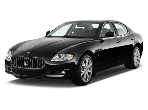 2009 Maserati Quattroporte Review Ratings Specs Prices