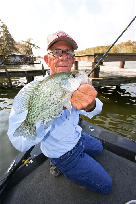 flip belle river boat docks  great louisiana crappie