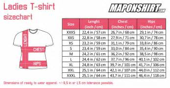 Womens shirt size chart collection women s blouse size chart