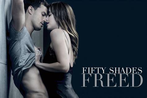 Fifty Shades Freed 2018 Fifty Shades Freed Movie Poster 1 Mpasho News