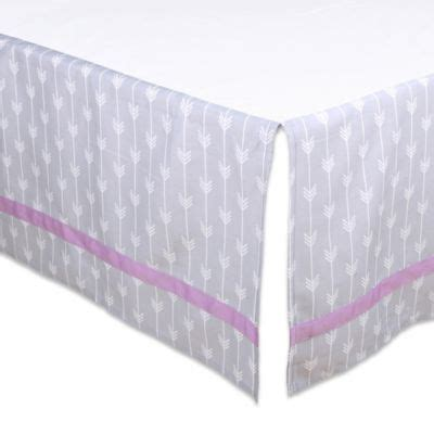 purple bed skirt buy purple bed skirt from bed bath beyond
