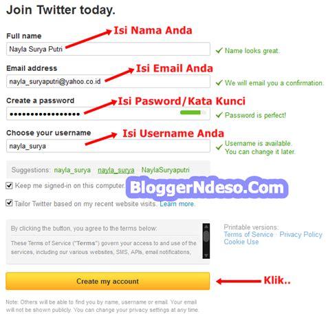 bagaimana membuat email twitter bagaimana cara membuat twitter verified account cara