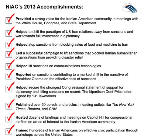 Example Of Resume For Internship by A Year In Review And Goals For 2014 Niac