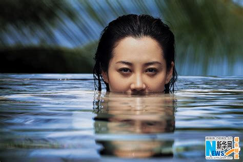 chinese film website chinese star xu qing in thailand china org cn