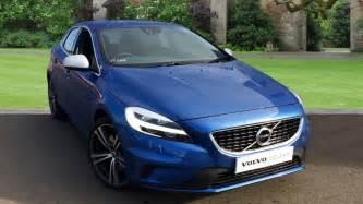 Volvo V40 R Design Approved Used V40 D4 R Design Pro 2017 Model Volvo