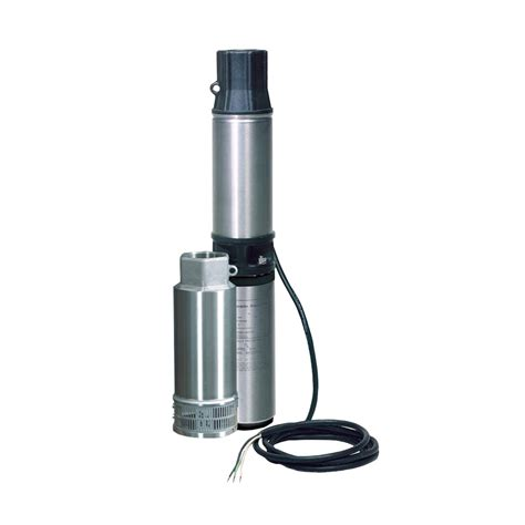Submersible Motor Only Franklin 1hp 4 1phase Plus Box franklin electric franklin electric 10fe07p4 pe e series