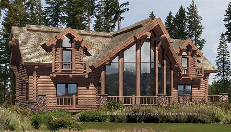 hawksbury timber home plan by precisioncraft log timber beartooth log home plan by precisioncraft log timber homes