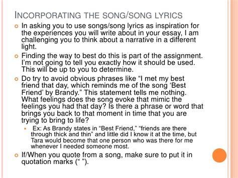 Words To Write An Essay by Singing Lessons Cd Dvd Epk Sles How To Write Song Lyrics In An Essay